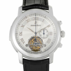 Audemars Piguet Jules Audemars Minute Repeater Tourbillon 26050PT.OO.D002CR.01