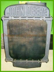 B394r B397r John Deere B Complete Radiator Assembly Unstyled Ready To Go