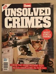 Real Crime Unsolved Crimes Dissect Scenes Evidence 1 2016 Free Shipping Jb