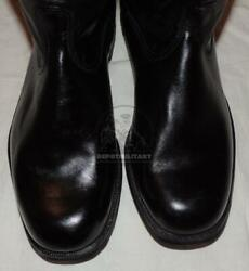 New 1980 Ussr Genuine Leather Boots 41 42 Soviet Russian Kgb Officer Afghanistan