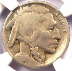 1918/7-d Buffalo Nickel 5c Coin - Certified Ngc G6 - Rare Overdate - 960 Value