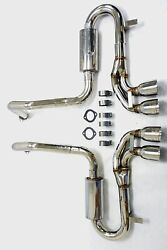 Obx Racing Sports Exhaust System For 97 To 04 Chevrolet Corvette C5 Ls1