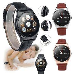 Bluetooth Smart Watch Heart Rate Monitor For Android IOS Samsung Galaxy A9 A8 J8