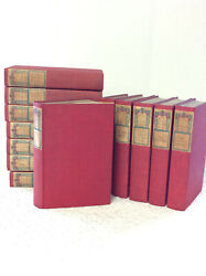 Works Of Conan Doyle Limited Authorand039s Edition 13v - 1903 - Sherlock Holmes