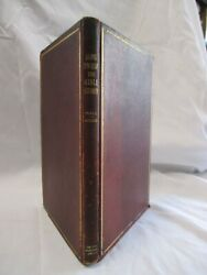 Antique Book How To Use The Bible Story 1917 Hall Wood Six Sections 1st Edition