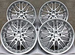 19 Alloy Wheels Cruize 190 Sp Fit For Audi Tts Coupe Roadster Mk2