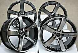 18 Alloy Wheels Cruize Blade Bp Fit For Cadillac Cts 03-07 Sts 06-11 Ats 13