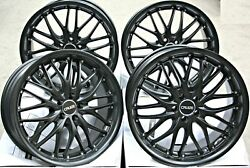 Alloy Wheels 18 Cruize 190 Mb Fit For Jeep Cherokee Liberty Wrangler Compass