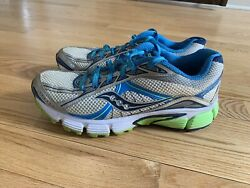Saucony Ignition 4 Women's  Athletic Running Walking Shoes Size- 7 M