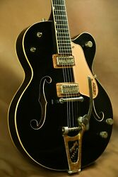 1958 Gretsch 6120 Black One-of-a-kind Custom Guitar Chet Atkins
