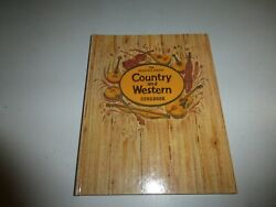 The Readers Digest Country And Western Songbook, Hb Spiral, 1984 New, B216