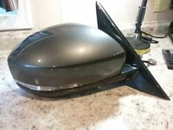 14-17 LAND ROVER RANGE ROVER Passenger Side View Mirror Electric Painted