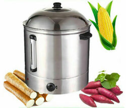New Commercial 48l Commercial Temperature Conroller Food Steamer Snack Steamer Y