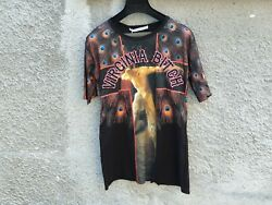 $565 Givenchy Virginia Bitch Fauno Bambi Rottweiler Relaxed Fit T-shirt size XS