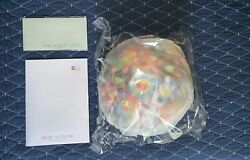 Takashi Murakami Plush Flower Ball 2008 Limited Edition only 300 Made Brand New!