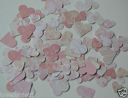 Vintage Wedding Table Confetti Beautiful Prints And Pastels In Stunning Pastel