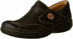Clarks Unstructured Womenand039s Un.loop Slip-on Shoe