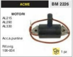 Coil Electronic Cultivator With Engine Acme In The 215 290 330 Acc. Points