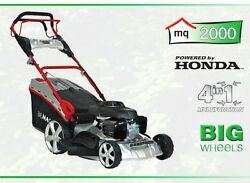 Lawnmower Honda 160cc Professional Lawn Mower In Outbreak Automotive Traction