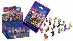 Lego 71023 Movie 2 Minifigures Choose How Many Your Need 5 10 15 20 Blind Bags