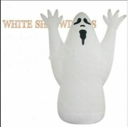 5m Airblown Giant Halloween Decoration Inflatable Halloween Ghost With Blower Y