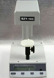 Automatic Surface Interfacial Tensiometer Bzy-103 Platinum Plate And Ring Method