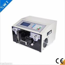 Swt508-je Thick Line Type Computer Wire Cutting Stripping Peeling Machine Y