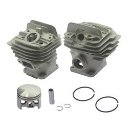 11210201203 Kit Cylinder And Piston Chainsaw Stihl 026 Ms260 Ø 1 23/32in Fit