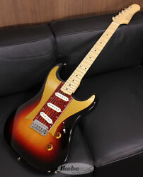 MARK KENDRICK DESIGN CORSAIR PROTO Alder Body  Maple Neck Wide 3-Tone Sunburst