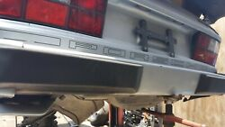 89 Porsche 944s Rear Bumper As Assembly Has Some Damage Used