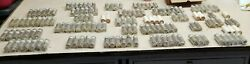 Massive Lot Of Unc State Quarter Hoard Lot 147 Rolls Of P Mint 31 Various States