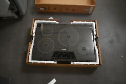 Thermador Cit304km 30 Silver Mirrored Finish Induction Cooktop Nob 35262 Hrt