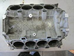 Ble38 Bare Engine Block Needs Bore 2014 Ford F-150 5.0 Br3e6015hf
