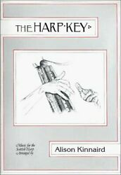 HARP KEY: MUSIC FOR SCOTTISH HARP *Excellent Condition*