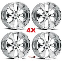 19 Pro Wheels Rims Killer 6 Forged Billet Polished Aluminum Us Specialties Mags