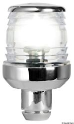 Osculati Classic Ss 360 Degrees Masthead Led Light 12v 10w With Shank For Pipes