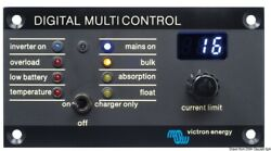Victron Multiplus Digital Multicontrol Panel For Inverter And Battery Charger