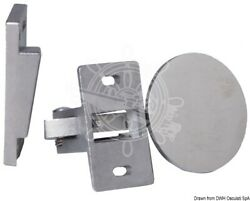 Osculati Latch For Cabinet Door Aisi316 28/33 Mm