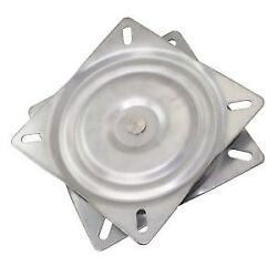 Seat Swivel For Helm Seats Stainless Steel