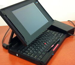 ✿✿✿ IBM THINKPAD 360PE-2620 TOUCH Flip Screen ✿✿✿ 25 years old