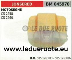 505126303 505126306 Air Filter Complete Chainsaw Jonsered Cs 2258 2260