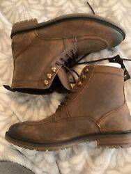 Silver Street Mens Boot Size 8 Brown New With Tags