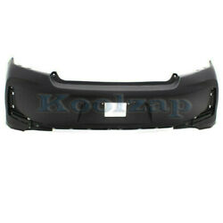 Fits 16-17 Accord Coupe Rear Bumper Cover Assembly W/o Park Assist Sensor Holes
