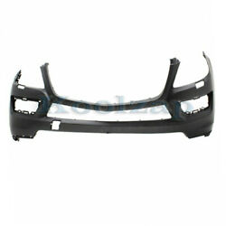 13-16 Gl350, Gl450, Gl550 W/o Amg Front Bumper Cover Assembly Primed Mb1000523