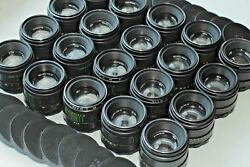 Helios 44-2 M42 20 Pсs Lens For Zenit Pentax Canon Sony Nikon