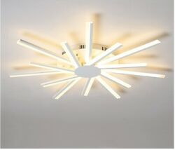 Living Room Light Atmosphere Home Hall LED Ceiling Lamp  Bedroom Study Lighting
