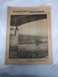 Hartford Courant Newspaper Magazine March 7 1965 Connecticut Pull Out Section