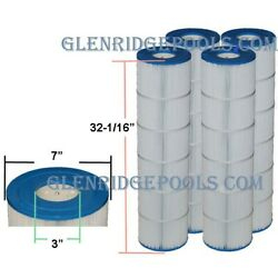 4 Pack New Unicel C-7472 Clean And Clear 520 Cartridge Filters Pcc130 Fc-1978
