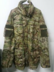 X-large Multicam Jacket Cold/wet Weather Foreign Military Poland Forces