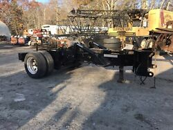 2007 Great Lakes TR2450 Tandem Axle Roll Off Dumpster Pup Trailer